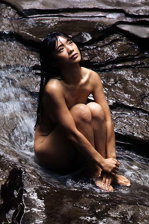 Jr nude models japan